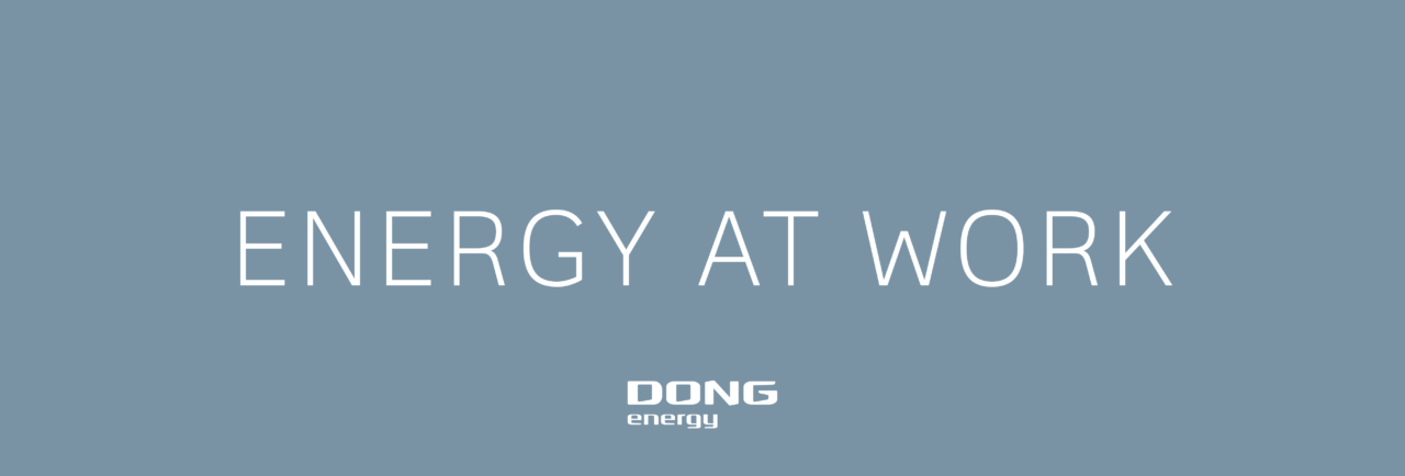 coreworkers_DONG Energy_Energy at work